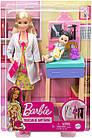 Кукла Барби Педиатр блондинка, фото 8