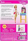 Кукла Барби Педиатр блондинка, фото 6