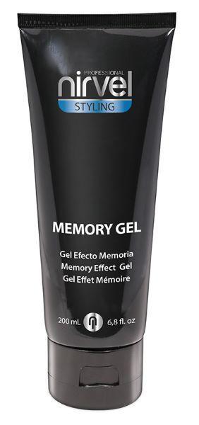 Гель для укладання волосся з ефектом запам'ятовування Nirvel Fx Memory gel, 200мл