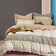 21147 Полуторное постельное белье ранфорс Viluta
