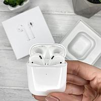 Беспроводные наушники Apple AirPods 2 Епл АирПодс Люкс Качество 1:1