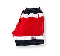 Мужские батальные синие плавательные шорты/плавки пляжные большие размеры (3XL) Anex Турция, фото 1