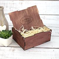 Коробка подарочная малая 140*110*55 (для ремней, портмоне, обложек), фото 1