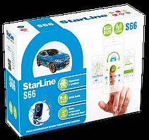 GSM-сигналізація Starline S66 ВТ GSM