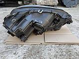 Фара левая биксенон Mercedes ML W164 ксенон на 2 блоки Мерседес мл 164, фото 8
