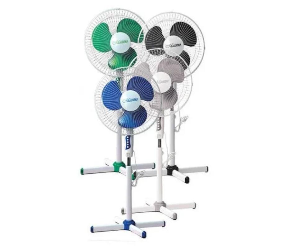 Вентилятор напольный с решеткой Maestro - MR-900 2 шт.