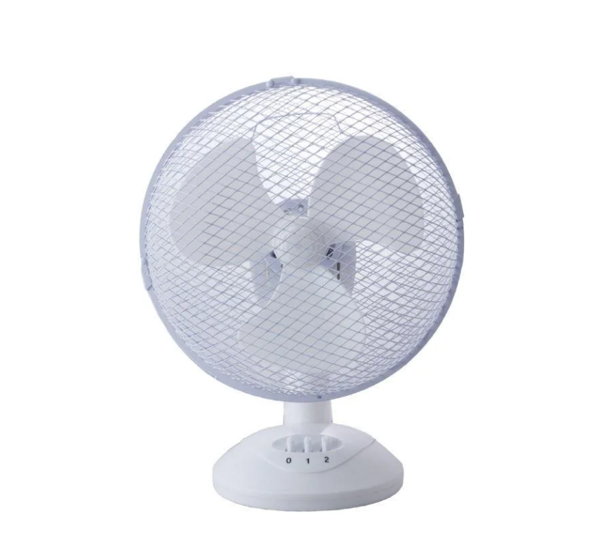 Вентилятор настільний Wimpex - WX-901TF 2 шт. Потужність 50 Вт