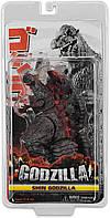 NECA Годзілла фігурка «Голова до хвоста» 18 см Годзілла Шин 2016 Shin Godzilla