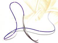 Полиамид  крученый синий или черный.