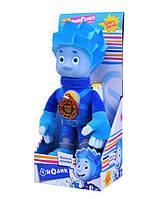 М'яка іграшка Мульті-пульті Фиксики Нулик 24 см, озвучена, зі світлом