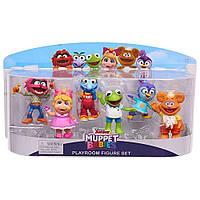 Набір 6 іграшок за мотивами мультфільма Малюки The Muppet Babies