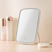 Дзеркало для макіяжу з LED підсвічуванням Xiaomi Jordan Judy NV026 Білий