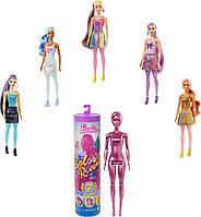 Кукла Барби-сюрприз Цветное перевоплощение Barbie Color Reveal, фото 1