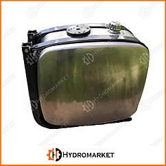 Гидробак бокового крепления 160 л алюминиевый (62х40х67) БЕЗ КРЕПЛЕНИЙ
