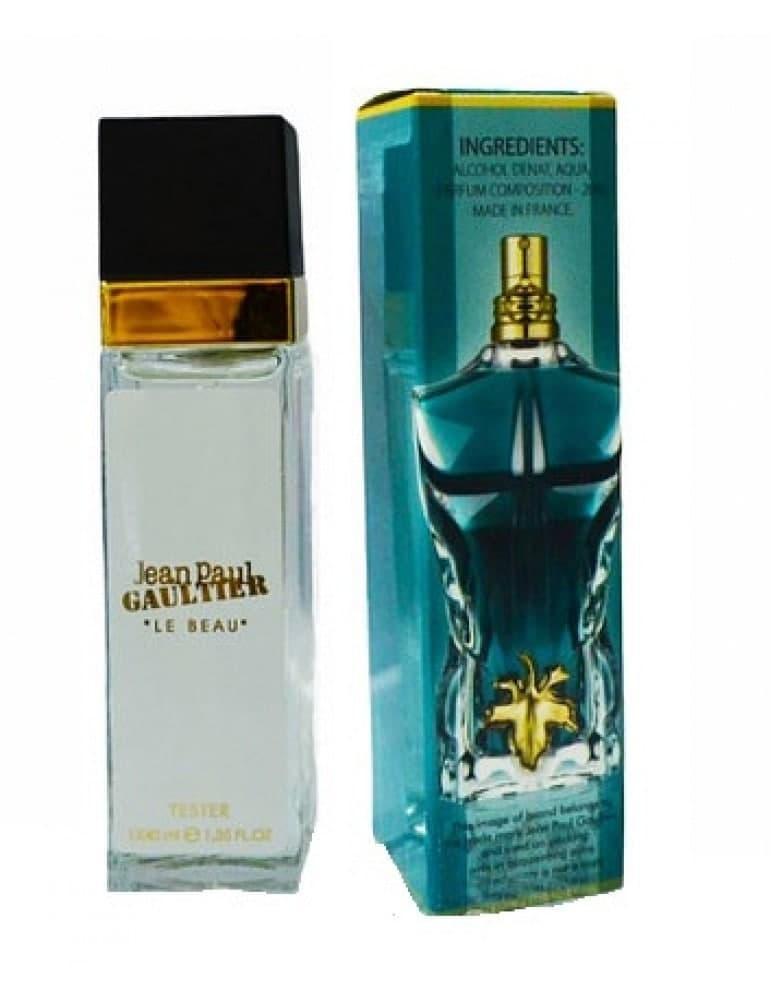 Чоловічі Міні-парфум Jean Paul Gaultier Le Beau 40 мл