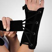 Шина-бандаж для фиксации лучезапястного сустава и первого пальца (левая-правая) - Ersamed REF-604