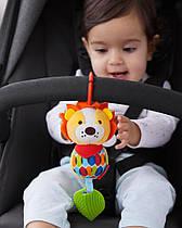 Skip Hop Развивающая игрушка-подвеска Львенок с прорезывателем