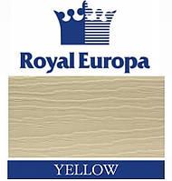 Сайдинг ROYAL Grandform Корабельная доска (Yellow) 0,777 м2, фото 1