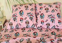 Комплект постельного белья LoL RoK | Полуторный | Бязь Gold Lux