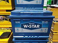Аккумулятор W STAR Premium 77Ah Ев (-/+) (800EN) (д278*ш175*в190) westa(веста)