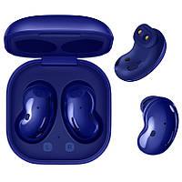 Беспроводные наушники Samsung galaxy buds Live вкладыши Bluetooth гарнитура для телефона iphone, android blue