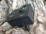 Экшн камера 4K H16-6R wi-fi + Видеорегистратор+ Аквабокс +крепления аналог Go Pro, фото 8