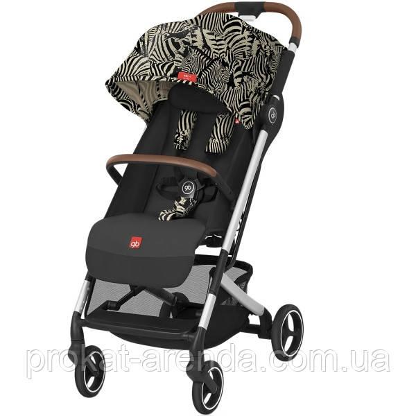 Прогулянкова коляска GB Qbit+ All City Fashion