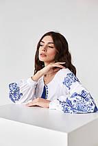 Вишивка сорочка - Жар-Птиця, фото 3