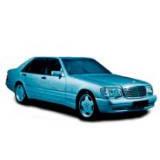 Mercedes-Benz S-Class (W140) 1991-1998