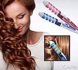 Спіральна плойка для завивки волосся Nova, фото 2