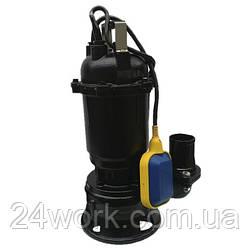 Фекальний насос Barracuda WQD 12 (2,5 кВт)