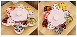 Органайзер для солодощів Candy Box (2 ярусу), фото 4
