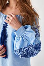 Блузки украинский стиль  - Жар птица, фото 2
