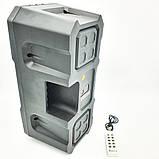 Портативна Мобільна Bluetooth колонка Kts 1048 Чорна, фото 3