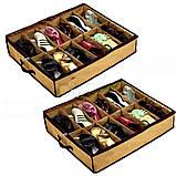 Органайзер для обуви Shoes Under, фото 4