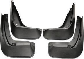 Брызговики на Volkswagen Golf/Фольксваген Гольф 7 с 2012-2020 Хатчбек  AVTM полный комплект