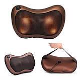Massage pillow for home and car Масажна подушка для будинку і машини, фото 4