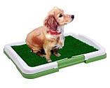 Домашний туалет для собак Puppy Potty Pad, фото 5