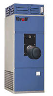 Воздухонагреватели Kroll SKE 40F + горелка Kroll KG/UB 55 на отработанном масле