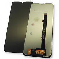 Дисплей ZTE Blade V2020 Smart з сенсором, чорний (оригінал Китай), фото 1