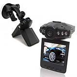 Автомобильный видеорегистратор HD DVR 198 2.2 lcd, фото 5