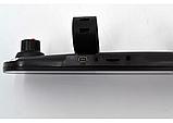 """Дзеркало з відеореєстратором CT600 (2,5"""" / 2 кам. / FullHD / Android / GPS / WiFi), фото 2"""