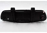 """Дзеркало з відеореєстратором CT600 (2,5"""" / 2 кам. / FullHD / Android / GPS / WiFi), фото 3"""