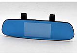 """Дзеркало з відеореєстратором CT600 (2,5"""" / 2 кам. / FullHD / Android / GPS / WiFi), фото 4"""