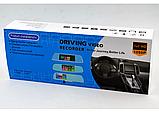 """Дзеркало з відеореєстратором CT600 (2,5"""" / 2 кам. / FullHD / Android / GPS / WiFi), фото 5"""