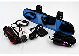 """Дзеркало з відеореєстратором CT600 (2,5"""" / 2 кам. / FullHD / Android / GPS / WiFi), фото 6"""