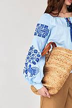 "Блузки с этно вышивкой  ""Голубки"", фото 3"
