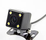 Дзеркало відеореєстратор L900 сенсорне 9,6' + камера заднього виду, фото 6