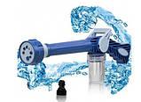 Розпилювач води Ez Jet Water Cannon насадка, фото 5
