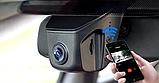 Відеореєстратор DVR D9 Wi-Fi на лобове скло, фото 9